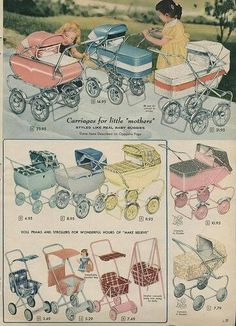Mattel Toys From the 1960 - Bing Images Vintage Advertisements, Vintage Ads, Vintage Images, Vintage Pram, Vintage Dolls, Childhood Toys, Childhood Memories, Toy Catalogs, Dolls Prams