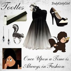 """""""Disney Style: Tootles"""" by trulygirlygirl ❤ liked on Polyvore"""