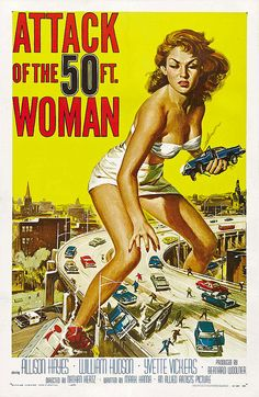 1958 Attack of the 50 ft. Woman