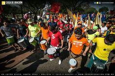 Marchando para Jesús en Bolivia Santa Cruz de la sierra 2016