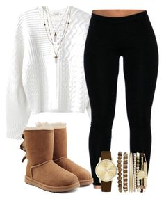 """""""Untitled #292"""" by jaziscomplex ❤ liked on Polyvore featuring Kenzo, Retrò, UGG and Jessica Carlyle"""