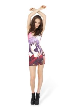 Manga Girl Dress | Black Milk Clothing. (discon)