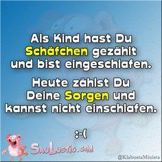 Als-Kind-Schäfchen-zählen  http://saulustig.com