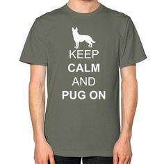 KEEP CALM AND PUG ON