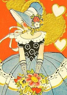 blue bonnet valentine