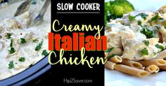 Today, I have a flavorful chicken dish that the whole family will love - all you need is 5 ingredients and a slow cooker!