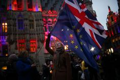 Britain Is Leaving. Europe Has to Change. Great Britain Withdrawal from EU (Brexit) Uk Tie, The Bloc, Nation State, Ny Times, Britain, Europe, Change, York, Flags