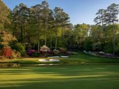 Augusta National Golf Club, located in Augusta, Georgia, is a famous golf club.