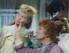 "Pollyanna - love this movie! ""Fried chicken and ice cream every Sunday!"""