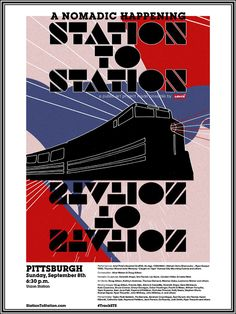 Going forth: Levi's & Doug Aitken's Station to Station