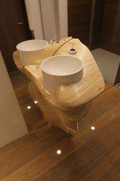 Manual #6: Atipic - igloo.ro Manual, Bathtub, How To Make, Design, Simple Lines, Standing Bath, Bathtubs, Textbook, Bath Tube