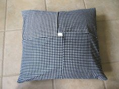 Sew Many Ways...: National Sewing Month...Napkin Pillow