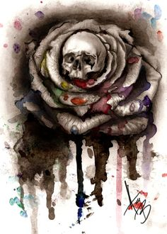 Love is a Black Rose by =BabyDollB on deviantART