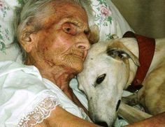 At every age, love is still love. Beautiful :)