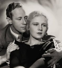 Ann Harding and Leslie Howard in The Animal Kingdom (1932)