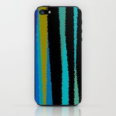 Stripes iPhone & iPod Skin by LoRo  Art & Pictures - $15.00