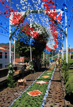 Santo da Serra Festivities ,Portugal,Madeira Island Flickr - Photo Sharing!