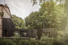 A Timber Home In The Forest By Marchi Architects – iGNANT.de