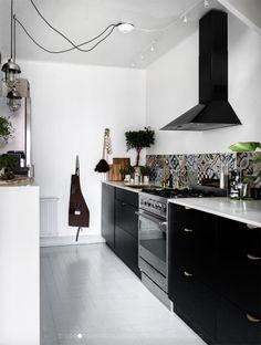 Un duplex de estilo nórdico con dormitorio abuhardillado · A nordic style attic bedroom (incluye get the look!)