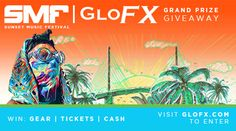 Sunset Music Festival Grand Prize Giveaway