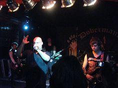 Blaze Bayley live@Ornavasso (VB) - Maggio 2012