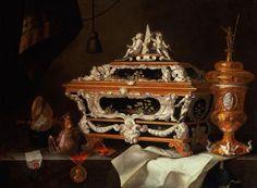 Pieter Gerritsz van Roestraten. A Celebration of the Goldsmiths Art