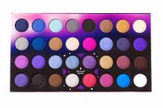 NEW from BH Cosmetics: The Party Girl After Hours Palette