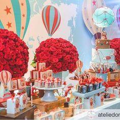 Centenas de rosas para o urso baloeiro mais lindo que já vi !!! @ateliedonadondoca que espetáculo de festa !!!! Repost from @ateliedonadondoca @TopRankRepost #TopRankRepost #ideiasdefestainfantil #inspirandosuafesta #decor #detalhes #details #ursinhobaloeiro #umbocadinhodeideias #queridadata #queroessadecor #loucaporfestas #entrenafesra #inspirandosuafesta #decorkids #carolfesteira #revistafazendoasuafesta #mae_festeira Decoração @ateliedonadondoca  Bolo e doces decorados ...