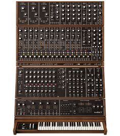 This is the one that switched on the synthesizer in popular music. Huge, massive, powerful, flexible all of this recreated in great detail for you. Ar...