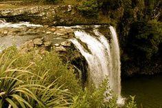 Waterfall whangarai