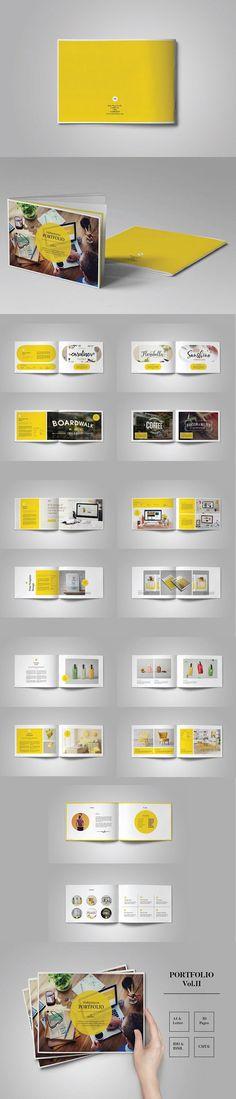 Multipurpose Portfolio Vo.II