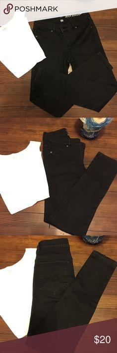 "NY&Co jean leggings ❣️Black NY&Co Jean Legging jeans. 30""inseam, 8"" rise size 4 INC International Concepts Jeans Skinny"