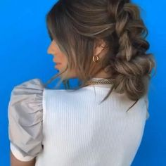 Lazy Day Hairstyles, Everyday Hairstyles, Seamless Hair Extensions, Human Hair Extensions, Brown To Blonde Balayage, Balayage Hair, Remy Human Hair, Remy Hair, Hair Affair