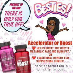 Accelerator & Boost bit.do/pinkdrink