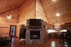 As You Wish | Broken Bow, OK | Blue Beaver Cabins Broken Bow Lake, Beaver Bend, Dishwasher Tablets, Honeymoon Suite, Luxury Cabin, The Perfect Getaway, King Bedroom, Covered Decks, Bath Linens