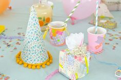 Hello Sandwich! Little washi drink cups & all over styling http://blogs.homelife.com.au/insideout/article/a-qa-with-ebony-bizys/#
