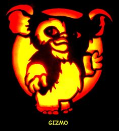 Gizmo Pumpkin Carving by ~Sleigher75 on deviantART