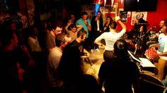 festa carnaval by PAGODE DO BRAZIL en BRAZIL TIME Casa Latina Bordeaux 2.. BRAZIL TIME à la CASA LATINA ( bordeaux)  21H00 BAL BRESILIEN !!!!!! minuit TAÏNOS TIME !!!!!!  CASA LATINA devient pour la soirée CASA DO BRAZIL ! avec les musiciens du groupe PAGODE DO JAMBO ! La voix et la danse sont à l'honneur comme dans la plupart des musiques brésiliennes. !  PAGODE DO JAMBO, c'est 5,6 musiciens passionnés par leur pays et leurs traditions !!.