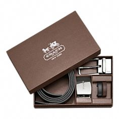 Luxury Mens Belts, Leather Belts, and Suede Belts from Coach