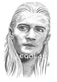 Legolas The Lord of the Rings original character by Sulaymanswife