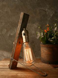 Inredning och Design | creativelife.nu | Inspiration Lampor | Inspiration Inredning | Industriell stil | Industriell lampa