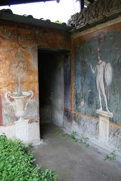 House of the Venus Marina, Pompeii | Flickr - Photo Sharing!