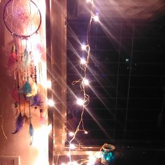 #DreamCatchers #Jar #Lights #Composition #HappyDiwali :)