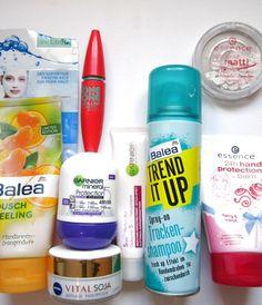 Dm Balea, My Beauty, Drink Bottles, The Balm, Shampoo, Skin Care, Makeup, Blog, Make Up