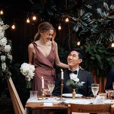 Our Sylvie dress, featuring petite knotted ties on the shoulders 🌷  Did you know we can also do bespoke designs too? Get in contact and let us know how we can help for your big day x  NZ made bridesmaid dresses