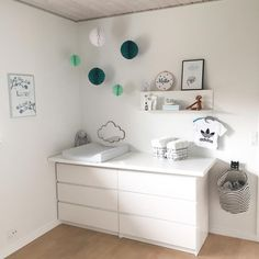 When you are looking for a smarter changing table alternative try one of these Ikea Baby Room, Baby Bedroom, Baby Boy Rooms, Baby Room Decor, Baby Boy Nurseries, Kids Bedroom, Bedroom Ideas, Newborn Room, Baby Room Design