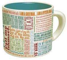 BOOKTRYST: The Best Literary Coffee Cups