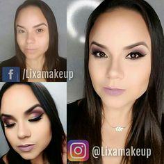 #makeup #beforeandafter