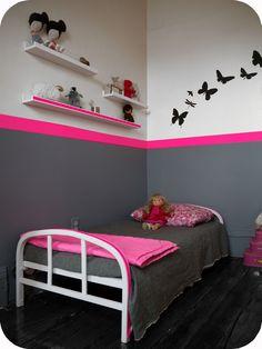 sweet, like the stripe of pink / La Maison de Loulou