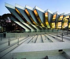 #architecture_hunter  John Curtin School of Medical Research, by Lyons Architecture